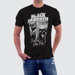 Camiseta Black Sabbath M-4