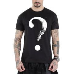camiseta Skull Question