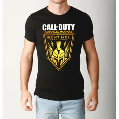 Camiseta Call Of Duty Advanced M-1