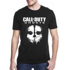 Camiseta Call Of Duty Ghost