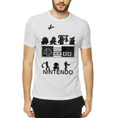 Camiseta Game Nintendo