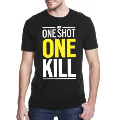 Camiseta One shot One Kill Rainbow Six
