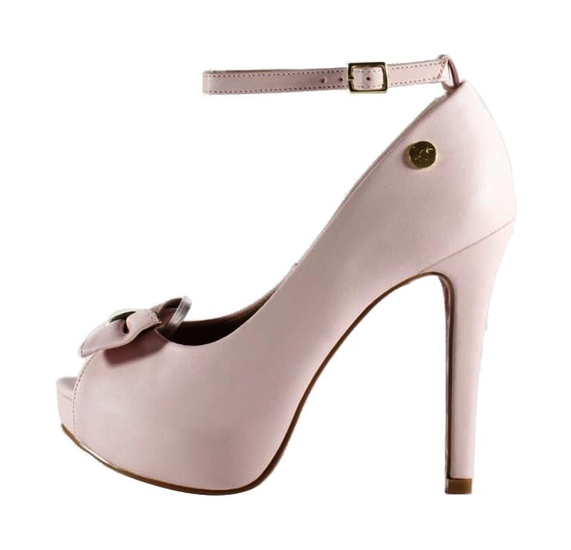 04891f602 Peep Toe Rosé - Week Shoes: Será que vale a pena?