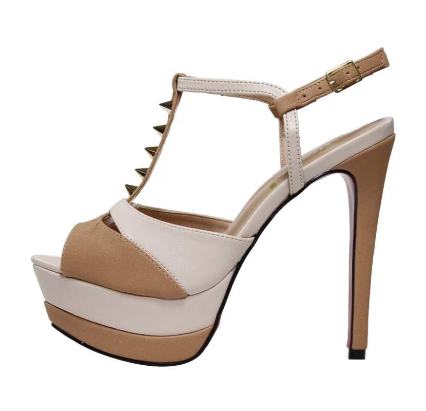 0de1750ea0 Sandália Meia Pata Nude – Week Shoes  Por que comprar aqui
