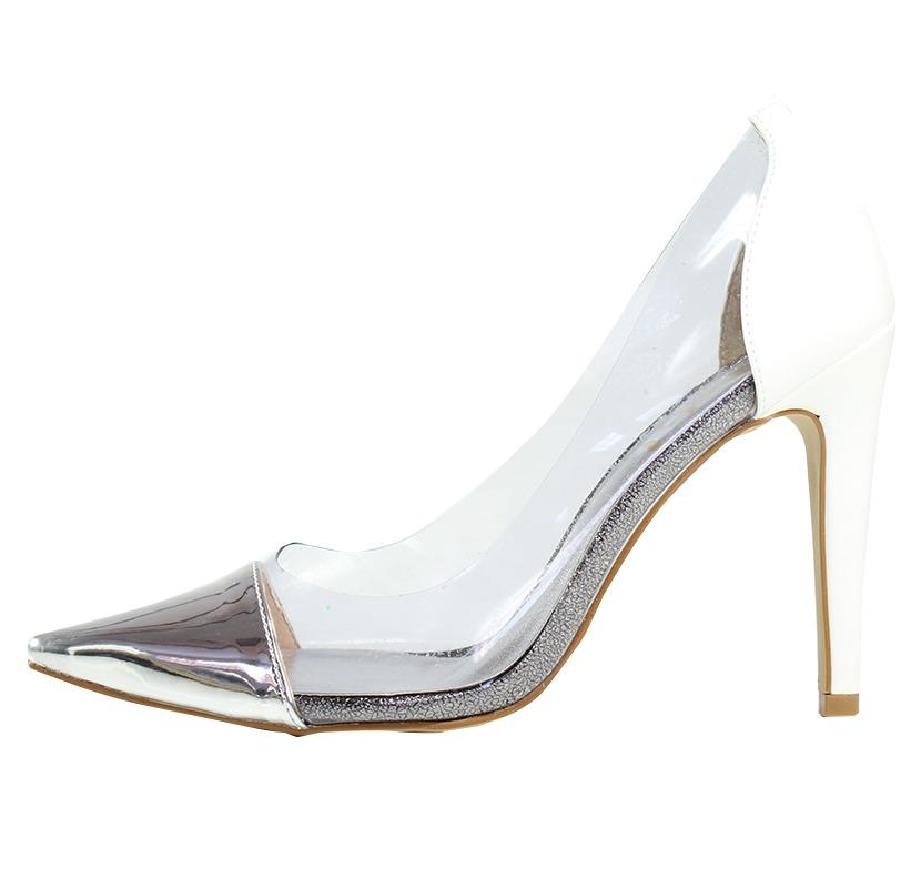 e442e9bc0 Scarpin Transparente - Week Shoes: É confortável?