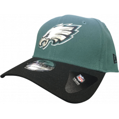 Boné New Era Eagles Verde/Preto