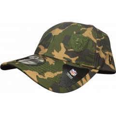 Boné New Era Military Verde/Camuflado
