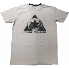CAMISETA FOX CLUB PLANET PALHA