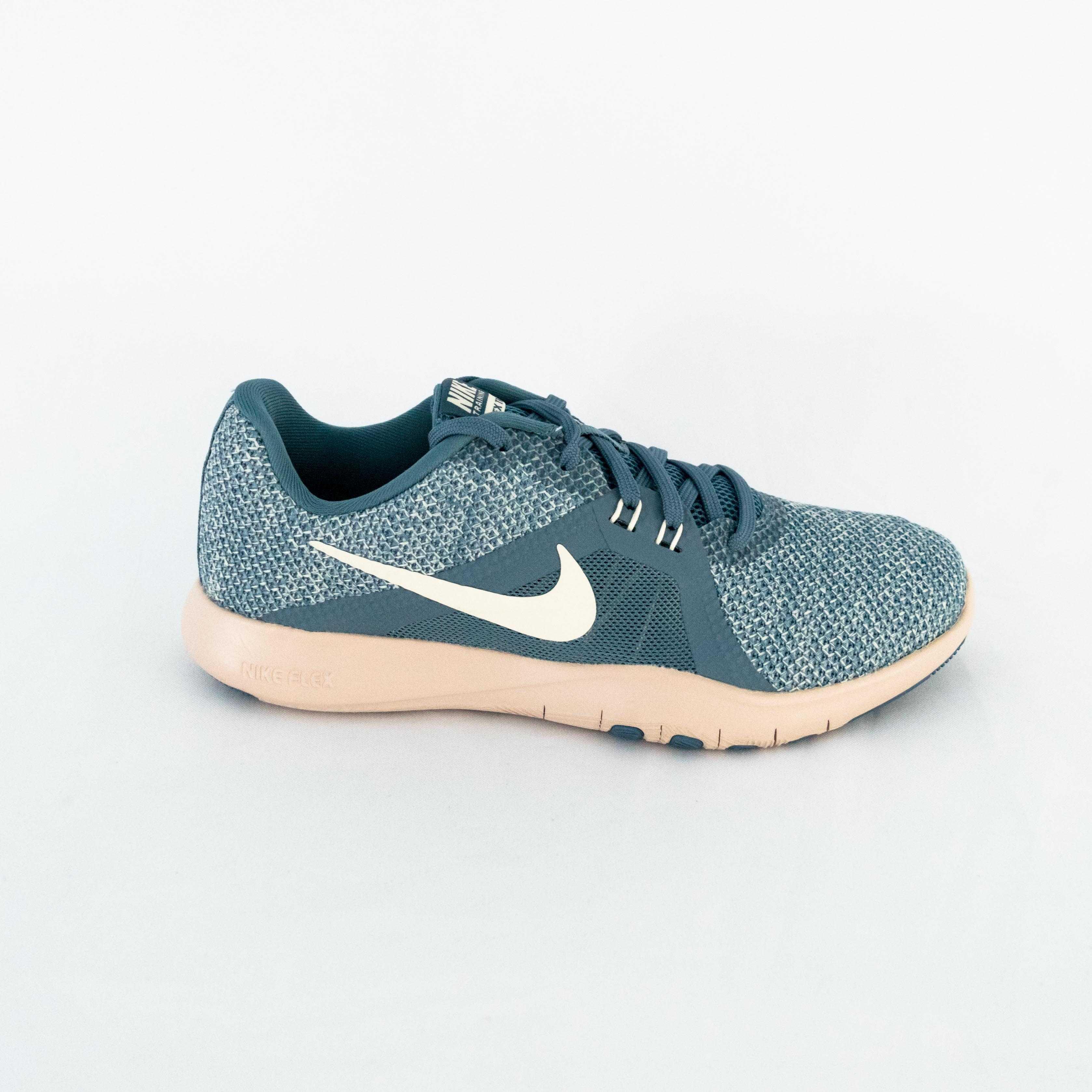 1ea0db8225c54 Tênis Nike 924339 400 Flex Trainer 8 Azul