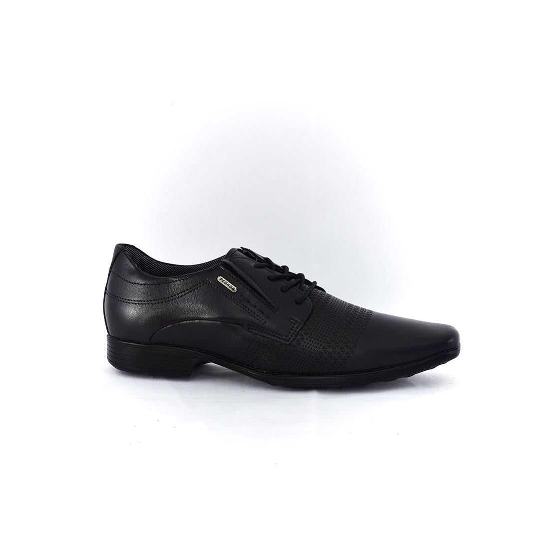 b333ec444 Sapato Pegada 122823 Anilina Vegetal Preto