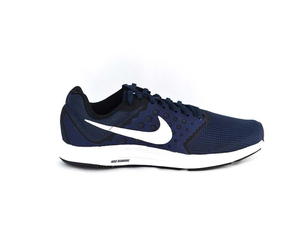 Tênis Nike Downshifter 7 Running Azul Marinho 6aa9d77d1ff26