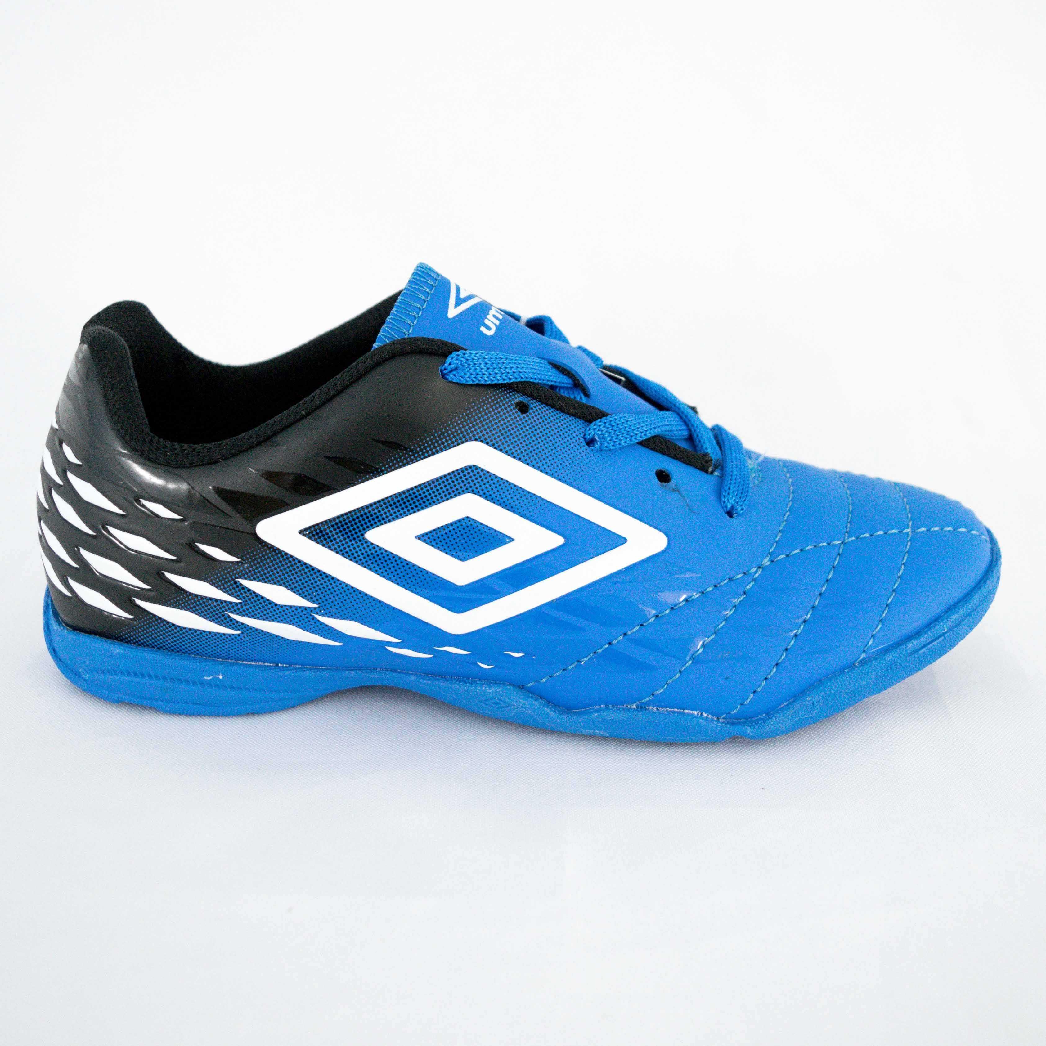 470f22bc74d68 Tênis Umbro 0F82050-312 Fifty II JR Futsal Infantil