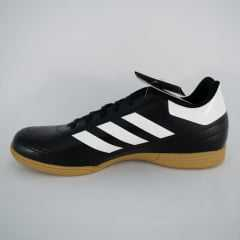 9be2bf0b9c ... Tênis Adidas AQ4289 Goletto VI IN Futsal Preto Branco ...