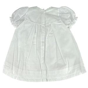 Vestido Renda Renascença Três Ordens - 1 ano