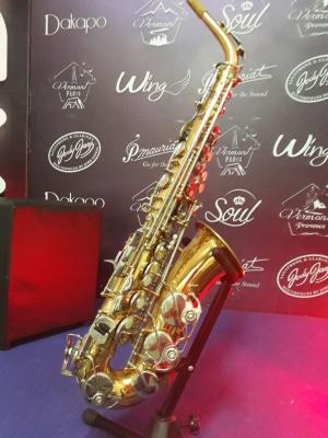Saxofone Alto Weril Spectra Seminovo