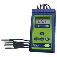 Termômetro (5x Canais) - Full Gauge - PENTA-III