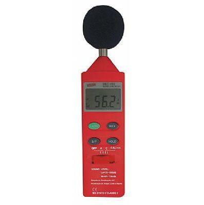 Decibelímetro - Tipo 2 - c/ saída AC e DC - DEC-460