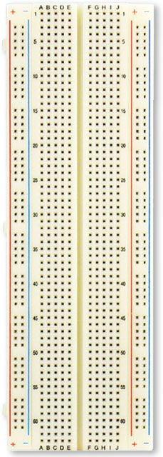 Protoboard 830 furos  Minipa   MP-830A