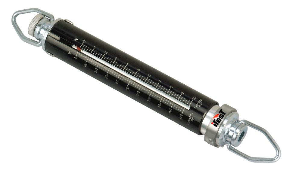 Dinamômetro Tubular Linear 10 kgf/100N - Crown - AT-10 - TRAÇÃO