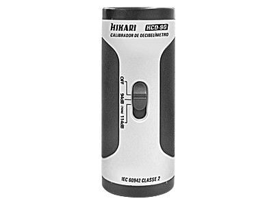 Calibrador Classe II  p/ Dosímetro e Decibelímetros - Hikari - HCD-90