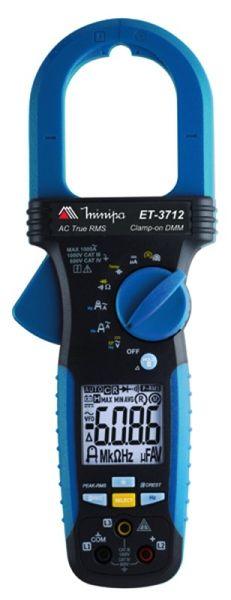 Alicate Amperimetro com Amptip - Minipa - ET-3712
