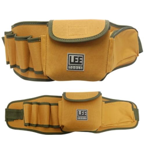 Cinturão Para Ferramentas c/ 2 Bolsos - Lee Tools - 608350