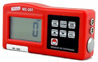Medidor de Espessura de Chapa - ME-260