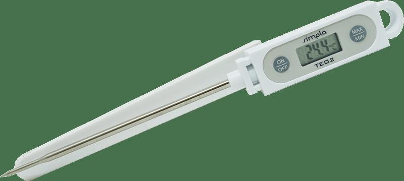 Termômetro Espeto (-50 a +200ºC) - Resistente a Água (IP-65) - TE-02