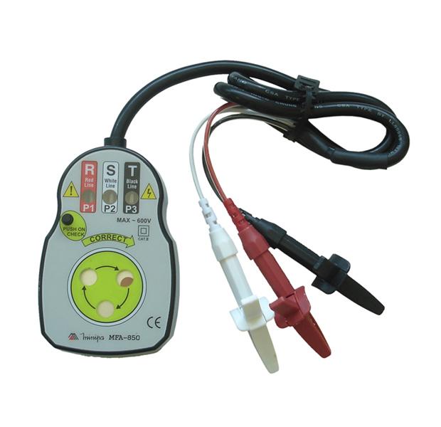 Fasímetro CAT II   Minipa   MFA-850
