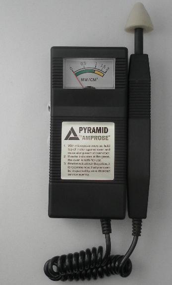 Detector de Vazamento de Micro Ondas - Itest - I-PY-12