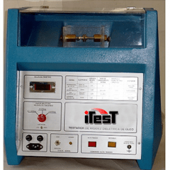 Testador de Rigidez Dielétrica de Óleo Isolante - RDT-06A