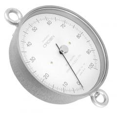 Dinamômetro Analógico Circular 2kgf - Crown - AR-2