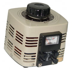 Variador de Voltagem Monofásico (Variac) 1 KVA, 4A - JNG - TDGC2-1