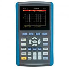 Osciloscópio / Multímetro  Portátil 25MHz-200MS/s - 1 canal- CAT III-Data Logger-USB - Minipa - MINISCOPE - Prazo de entrega - 05/05/19