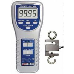 Dinamômetro Digital Portátil (Reversível) 100kg - DD-300