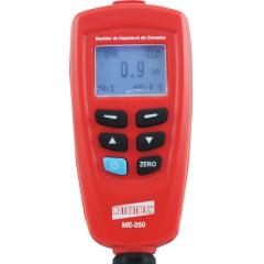 Medidor de Espessura Camada - Base Ferrosa e Não Ferrosa - c/ Data Logger e USB - ME-250