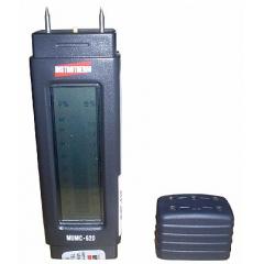 Medidor de Umidade Madeira - Papel Concreto - Argamassa - MUMC-620