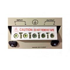 Estabilizador de Volts Monofásico 8 KVA   40A JNG   SVC-80