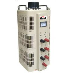 Variador de Voltagem Trifásico (Variac) 15 KVA, 20A - JNG - TSGC2-15