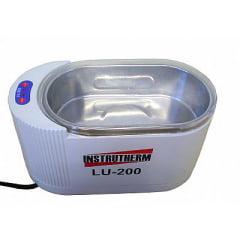 Limpador Ultrasônico (110 ou 220V) 35/60W - LU-200