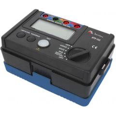 Terrômetro 4 KΩ - CAT III Minipa MTR-1522 (Entrega = 15/09)