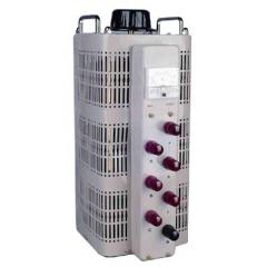 Variador de Voltagem Trifásico (Variac) 6 KVA, 8 A - JNG - TSGC2-6
