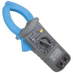 Alicate Amperímetro 1000ACA CAT III (Garra Iluminada/NCV) - Minipa - ET-3200B