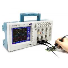Osciloscópio 200MHz 2Canais 2 Gs/s LCD - Tektronix - TBS-1202B