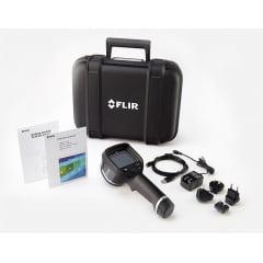 Câmera Térmica 4.800 pixels c/ MSX e WIFI   (–20°C +250°C ) - Flir - E-4-WIFI