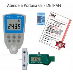Kit Vistoria Veicular II - Paq Dig. - ACREDITADO RBC
