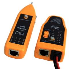 Testador de Cabos - RJ45 e RJ11 - LT-2030