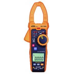 Alicate Amperímetro 1000 ACA - NCV- CAT IV - SMART - AD-7890
