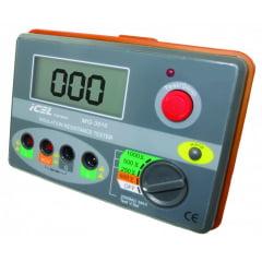 Megômetro (2000 MΩ/1KV) CATIII - MG-3010