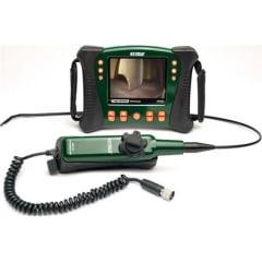 """Boroscópio de Alta Resolução com sonda semirrígida de 5,8 mm"""" - Extech - HDV-620"""
